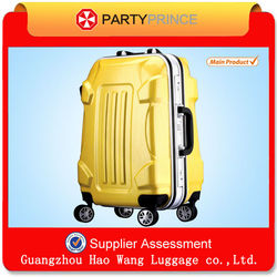 ABS PC Trolley case compass luggage