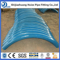 90~180 deg hot formed seamless carbon/alloy steel bend from Hebei China
