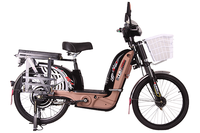 2015 hot selling cheap cargo loading electric motor bike for sale