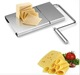 Cheese Slicer Stainless Steel Wire Cutter for Semi Hard and Hard Cheese cutter - Butter Slicer - Vegetable Slicer