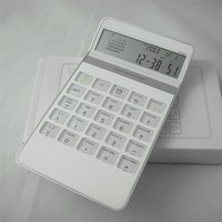 New Novel L shape calculator with 8 digits for promotion
