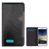 Alibaba china leather flip case for lenovo a538