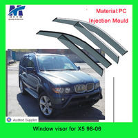 buy car accessories Injection mold Thickness 3-4.5mm car sun visor for X5 98-06