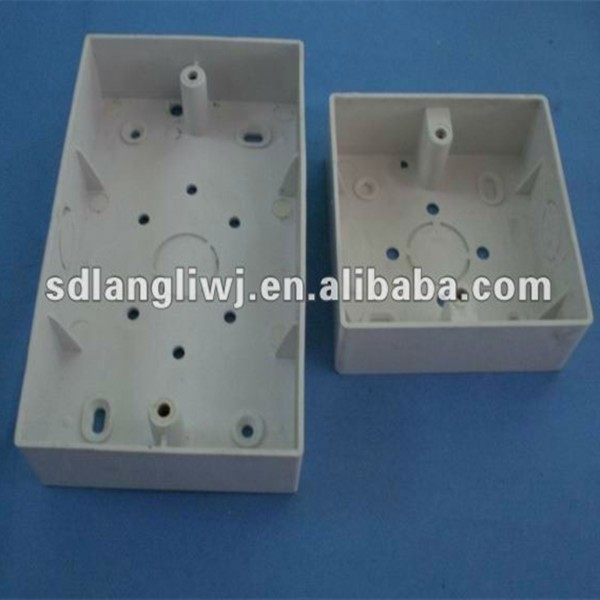 2014 new hot selling pvc surface box