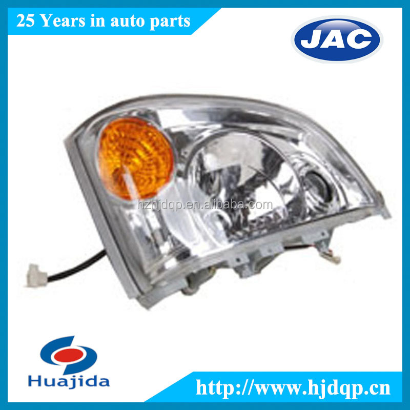 JAC headlight lamp diesel engine parts car parts auto spare parts
