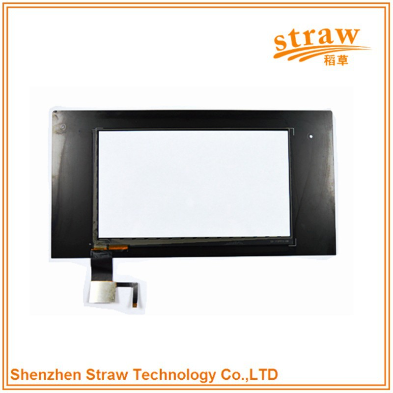 "High Grade Laptop Replacement 17"" Multitouch Capacitive Digitizer Touch Screen"