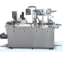 China supplier automatic tablet capsule pharmaceutical blister packing machine for pharmaceutical alu pvc and alu alu