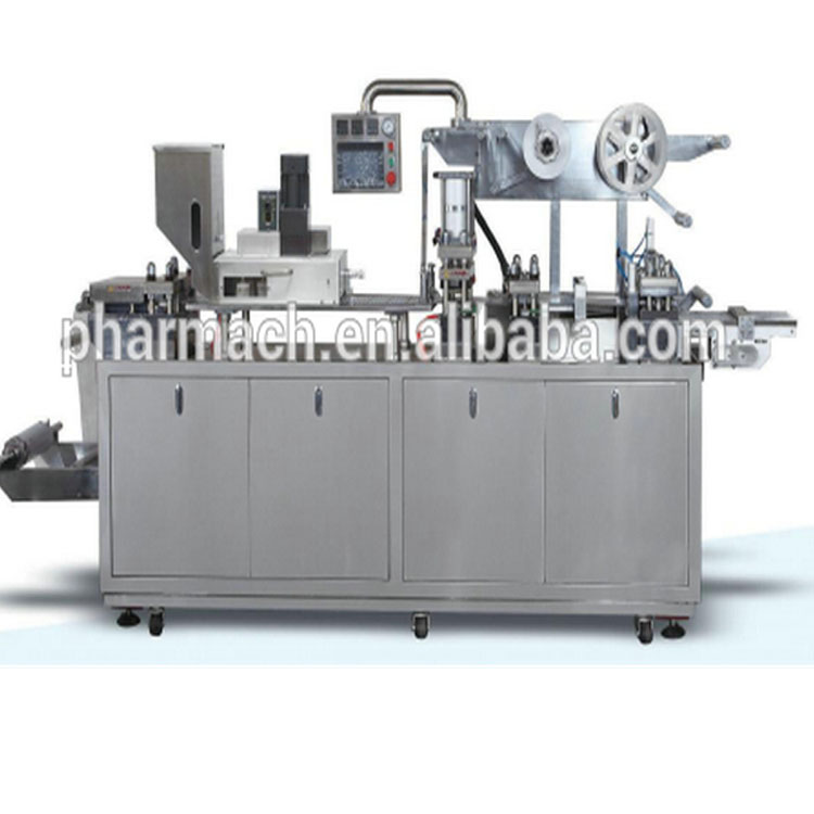 very Cheaper alu-pvc and alu-alu automatic medical blister packing machine for tablet and capsule