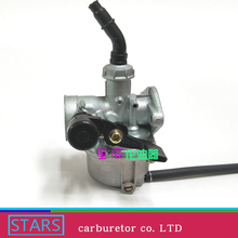 TH90 CARBURETOR PZ19 50 70 90 110 125cc ATV Dirt Bike Choke Carburetor Carb