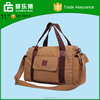 New men's canvas bag European style outdoor sports travel bag