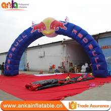 Unique design inflatable air blown archway yard outdoor decoration arch