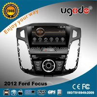 8 Inch 2 Din Car Audio Ford Focus 2012 with Ipod DVD Player GPS