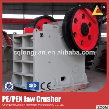 Good Performance Jaw Crusher Suitable For Primary Crushing