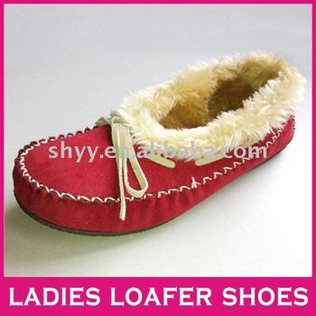 Fashion moccasins Factory price moccasins women's moccasins