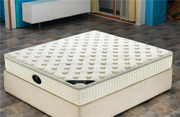 Natural Elegance Superior Double Euro Top Spring Mattress