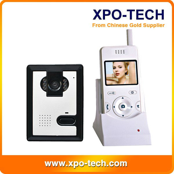 Hot sale interphone with camera