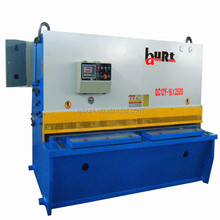 Hydraulic shearing iron steel bar cutting machine