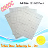 China alibaba eco solvent clear transfer paper for mugs ceramic plates