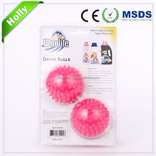 environmentally friendly products spiky hand plastic dryer ball