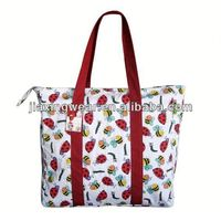 Hot sales animal fold bag factory for shopping and promotiom,good quality fast delivery