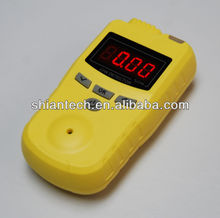 Portable Methane CH4 gas detector, 0--100%LEL combustible gas alarm for safety