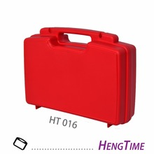 Wholesale Bulk Laptop Protective Clear Glasses Drill Carrying Hard Plastic Case with handle