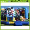 Best supplier for large inflatable combo bounce house