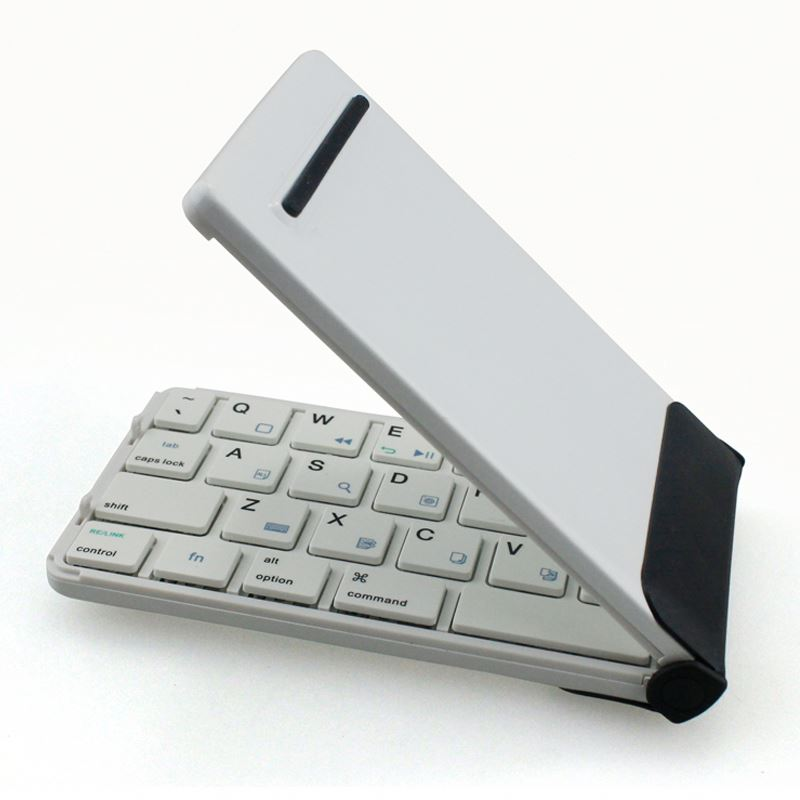 Mini Wireless Keyboard, Rohs Fcc Ce Bluetooth Keyboard Case For Tablet Pc & Mobile Phone