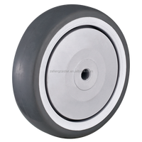 TPR Thermal Plastic Rubber Wheels