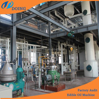 Corn oil refining machine/30tpd cooking oil refinery plant for sale