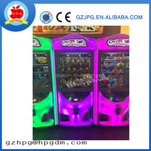 Most Popular toy claw crane game machine for sale