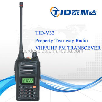 TD-V32 cheap portable ham radio walkie talkie