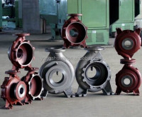 Custom sand casting parts +powered coated