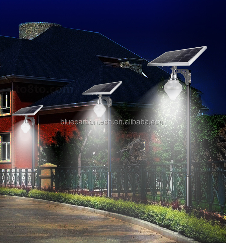 Wall Mounted Outdoor Solar garden light 10w