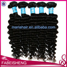 tangle free shedding free natural color double drawn brazilian remy hair, big curly with reliable quality