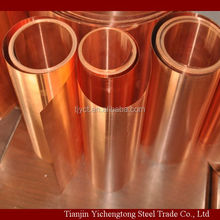 red copper roofing sheet c1100 c1200 c1220