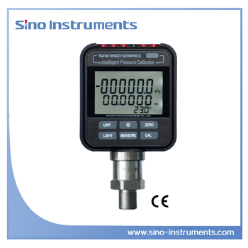 HS602 Hart Communication Intelligent Pressure calibrator