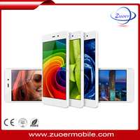 MTK6580 1.3G Quad core, 5.0inch FWVGA IPS smart mobile phone