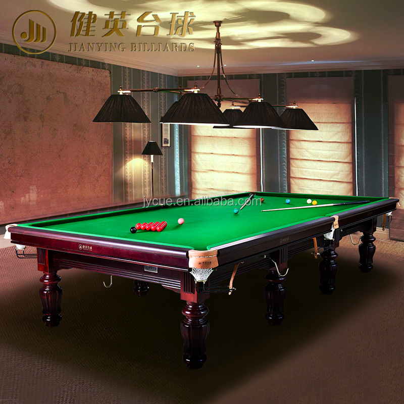 Hot saling solid wood Modern Cheap national pool tables for sale
