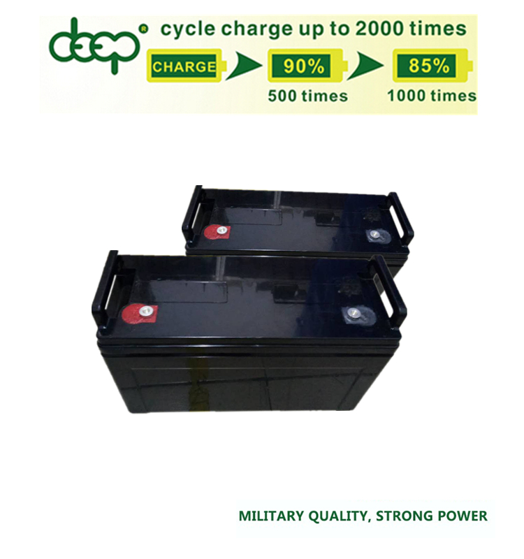CE ROHS approved deep cycle lithium ion 12 volt 1000ah ups battery replacing exide battery for solar system/emergency backup