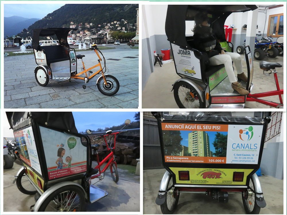 3 wheel Bike Taxi pedicab rickshaw manufacturers