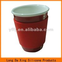 High quality silicone cup sleeve directly from factory