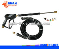 High Pressure Cleaning Kit for car washing