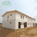 Fast delivery steel prefab house for europe prices
