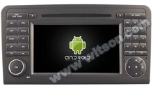 WITSON Android 4.4 FOR MERCEDES-BENZ GL320/GL420/GL450/GL500 CAR STEREO HD 3G Wifi Multi-touch 3D UI