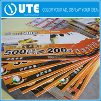 digital printing online shop china eco--friendly business for sale outdoor advertisement plastic sheet