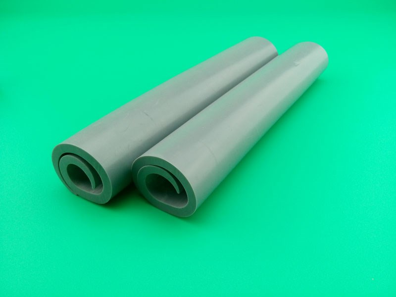 Open Type Spiral Power Silicone Tube