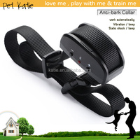 Top Selling Pet Dog Training Products Vibrate Stop Barking Dogs E Collar