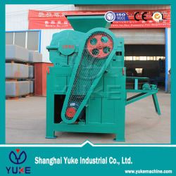Professional High quality large capacity competitive price coal and charcoal briquette machine