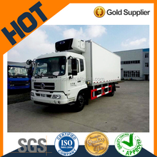 Professional Manufacture medium refrigerated truck for sale